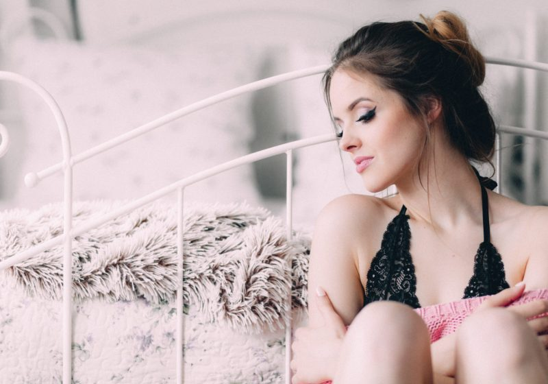 What is femininity beautiful young woman | The Sublime Woman