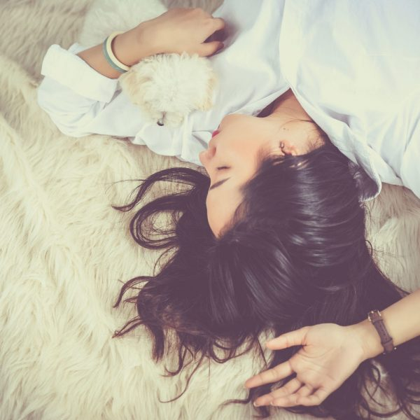 Simple Steps to Femininity beautiful woman relaxing | The Sublime Woman
