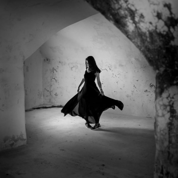 How Feminity Breaks woman dancing in the dress | The Sublime Woman