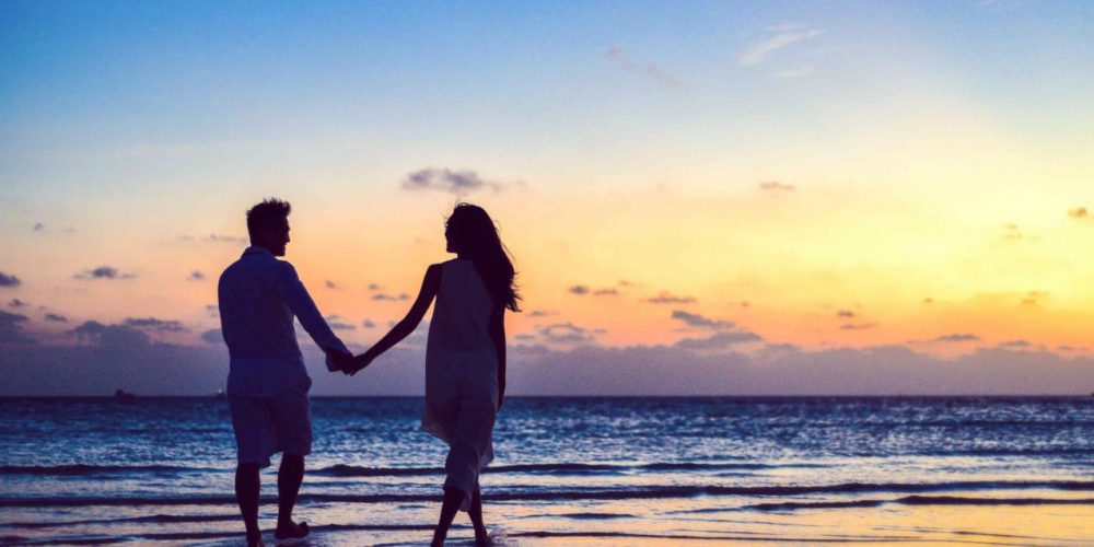Men and Women Differences couple holding hands chakras in relationships | The Sublime Woman