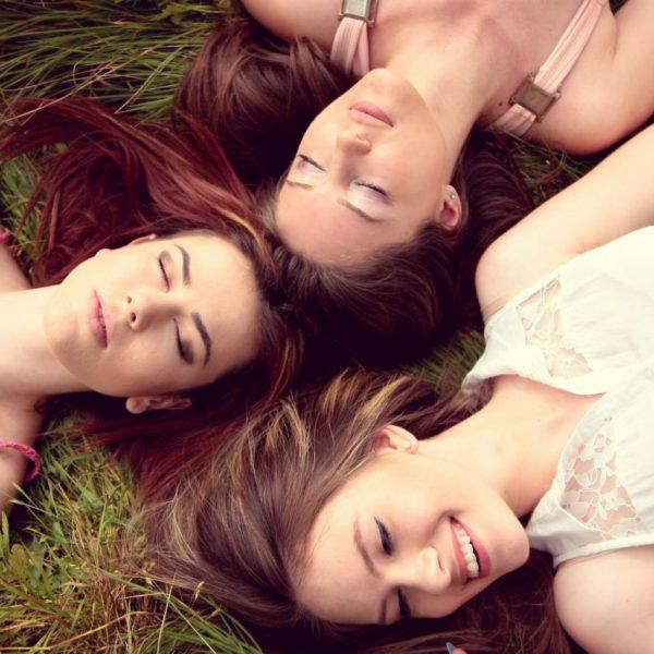 Feminine Diseases metaphysical health reasons spiritual health issues three beautiful women | The Sublime Woman