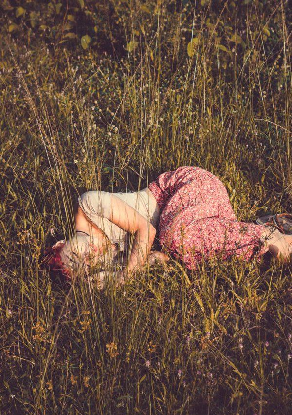 Feminine Rest: Relaxing Like a Woman
