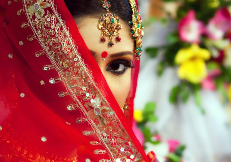 Mantras for women beautifil Indian woman in saree | The Sublime Woman