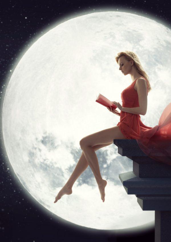 Three Levels of Moon Energy