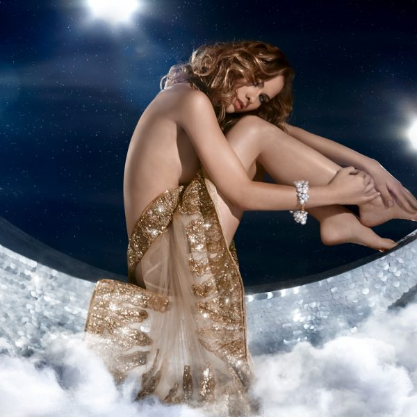 How To Sync Your Cycle With The Moon, Beautiful Woman with Pearls on a Beautiful Sparkly Moon, Syncing Cycle with The Moon Cycle, Menstruation Synchronization, The Sublime Woman